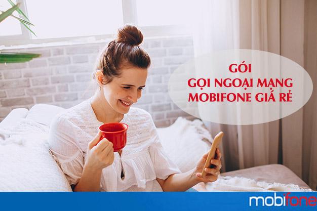 Gói gọi ngoại mạng Mobifone giá rẻ