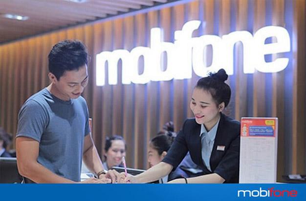 Điểm giao dịch Mobifone Nguyễn Thị Thập